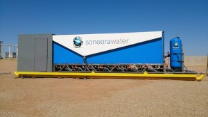 Soneera Product - Skid Mounted Treatment System